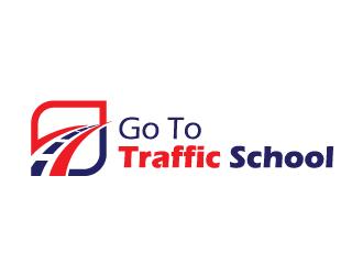 Go To Traffic School logo design - 48HoursLogo.com