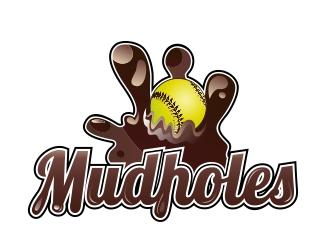 Mudholes logo design