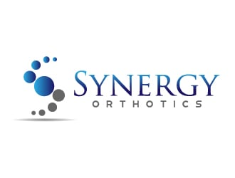 Synergy Orthotics logo design