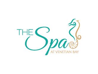 The Spa at Venetian Bay logo design