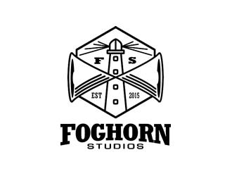foghornstudios logo design
