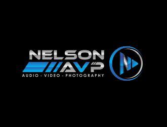 Nelson AVP logo design