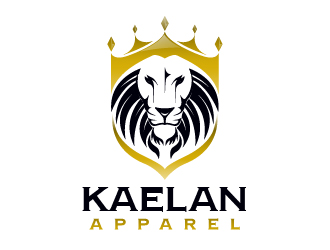 Kaelan Apparel logo design