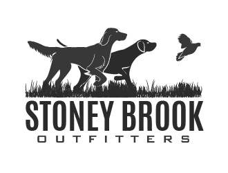 Stoney Brook Outfitters logo design