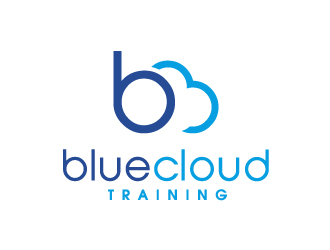 Blue Cloud Training logo winner
