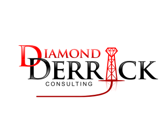 Diamond Derrick Consulting logo design