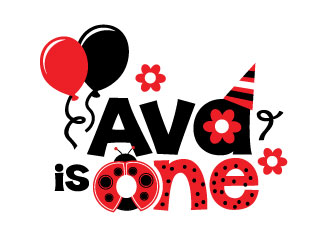 Ava is One logo design