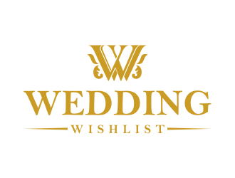 Wedding Wishlist logo design
