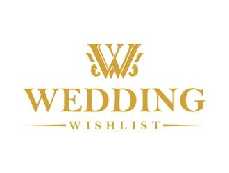 99 wedding wishlist logo design