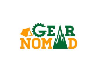 Gear Nomad logo design