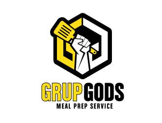 Grub Gods logo design