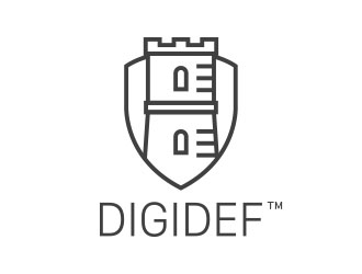 Digi Def logo design