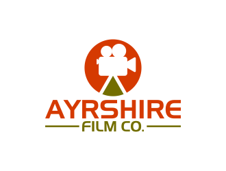 Ayrshire Film Co. logo design