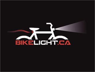 BIKELIGHT.ca logo design