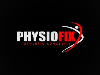 PhysioFix logo design