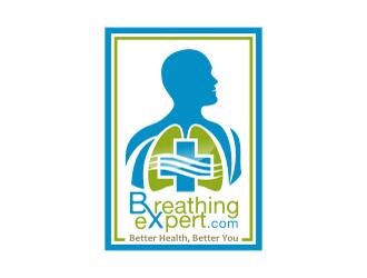 Breathingexpert.com logo design