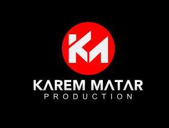 Karem Matar logo design