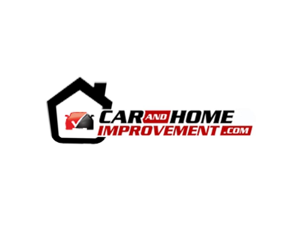 Car and Home Improvement .com logo design - 48HoursLogo.com