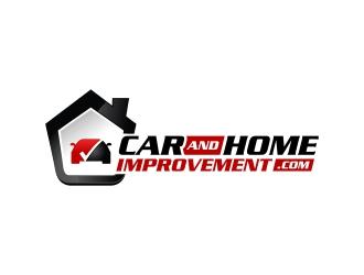 Car and Home Improvement .com logo design