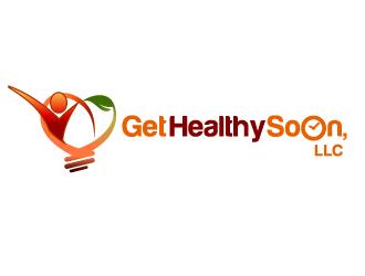 Get Healthy Soon, LLC logo design
