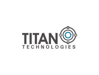 Titan Technologies logo design