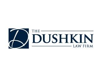 The Dushkin Law Firm logo design