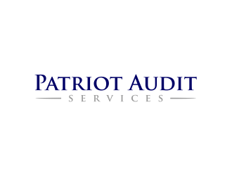 Patriot Audit Services logo design