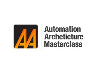 Automation Architecture Masterclass logo design