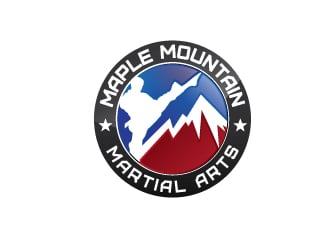 Maple Mountain Martial Arts logo design