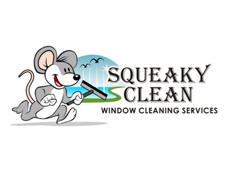 Window cleaning Logos