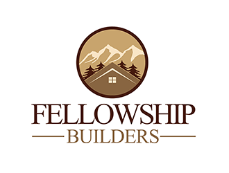 Fellowship Builders logo design