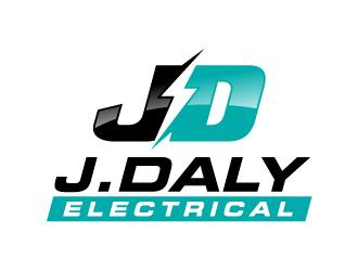 Geoff Scott Electrical logo design - 48HoursLogo.com
