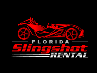 Florida Slingshot Rental logo design