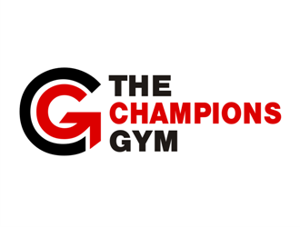 The champions gym logo design 48hourslogo the champions gym logo design concepts 3 altavistaventures Gallery