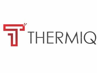 Thermiq logo design