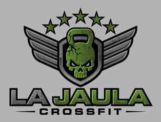 La Jaula logo design