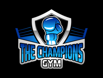 The champions gym logo design 48hourslogo the champions gym logo design concepts 36 altavistaventures Gallery
