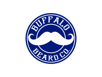 Buffalo Beard Co. logo design