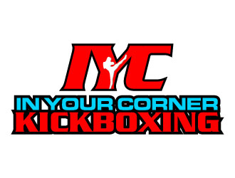 In Your Corner Kickboxin logo design