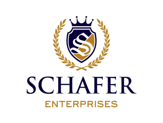 Schafer Enterprises logo design