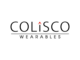 Colisco Wearables logo design