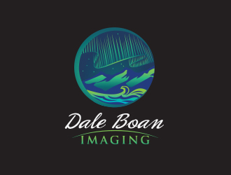 Dale Boan Imaging logo design