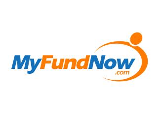 MyFundNow.com logo design