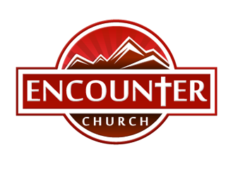 Encounter Church logo design