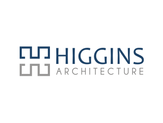 Higgins Architecture logo design