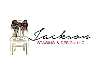 Jackson Staging & Design **also, please include letters only in part of card (JSD) logo design