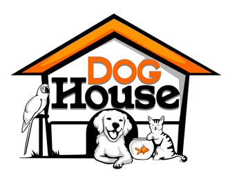 Dog House logo design