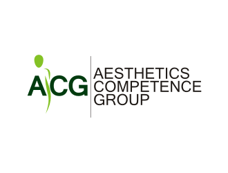 ACG Aesthetics Competence Group logo design
