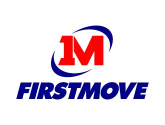 FirstMove logo design