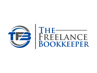 the freelance bookkeeper logo design concepts 36